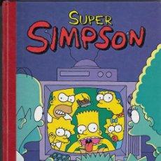 Cómics: SUPER SIMPSON Nº 3 EDICIONES B - LIBRO TAPA DURA - TIPO SUPER HUMOR. Lote 45094932