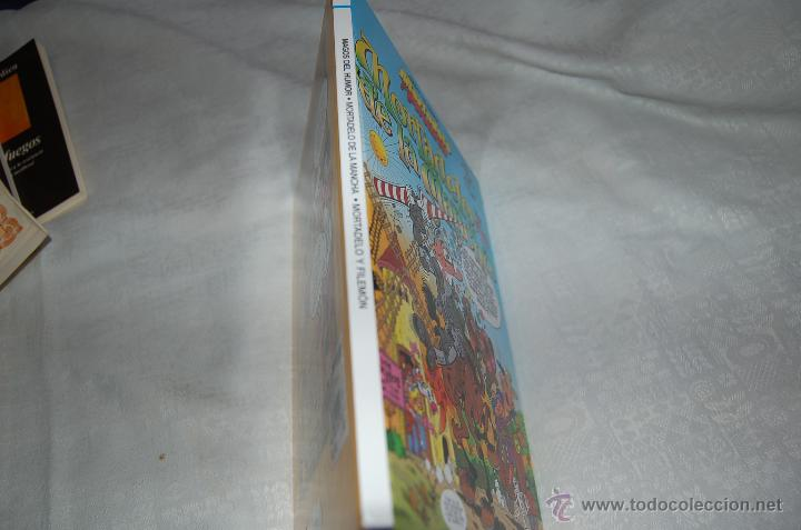 Cómics: MAGOS DEL HUMOR 103 Mortadelo y Filemon - Foto 2 - 45113727