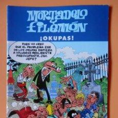 Cómics: MORTADELO Y FILEMÓN. ¡OKUPAS! - FRANCISCO IBÁÑEZ. Lote 45148125