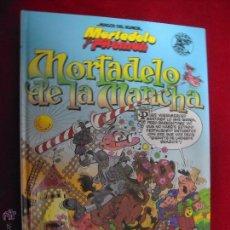 Cómics: MORTADELO Y FILEMON - MORTADELO DE LA MANCHA - MAGOS DEL HUMOR 103 - IBAÑEZ -. CARTONE. Lote 45234812