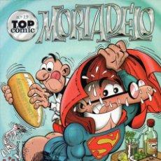 Comics: MORTADELO TOP COMIC NUMERO 19 EKL EL RAPTO TREMENDO Y LA MALDITA MAQUINITA. Lote 45451875