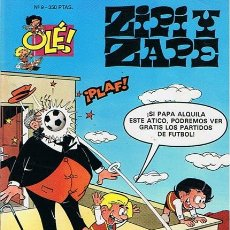 Comics: CÓMIC ZIPI Y ZAPE N.9. Lote 45558053
