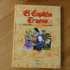 Cómics: EL CAPITAN TRUENO-MORA-FUENTES MAN. VOL. 2. COL. COMICS DE ORO. Lote 45616785