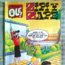 Comics : OLÉ!-ZIPI Y ZAPE- Nº 60 - ED. B- ´APRENDICES AL TUN TUN`- 1990-MAGISTRAL JOSEP ESCOBAR-OCASIÓN-2602. Lote 45632409