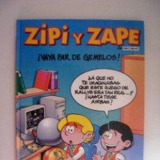 Cómics: MAGOS DEL HUMOR Nº 1 ZIPI Y ZAPE ¡ VAYA PAR DE GEMELOS ! DE EDICIONES B. Lote 45674744