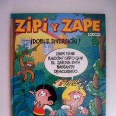 Cómics: MAGOS DEL HUMOR Nº 2 ZIPI Y ZAPE ¡ DOBLE DIVERSION ! DE EDICIONES B. Lote 45674823