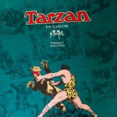 Cómics: TARZAN EN COLOR - VOLUMEN 1 (1931-1932) - EDICIONES B GRAN FORMATO - COLOR. Lote 45713877