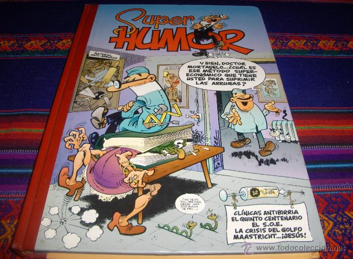 SUPER HUMOR NºS 3 Y 12. EDICIONES B. BUEN ESTADO. (Tebeos y Comics - Ediciones B - Humor)