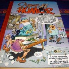 Cómics: SUPER HUMOR NºS 3 Y 12. EDICIONES B. BUEN ESTADO.. Lote 45740167