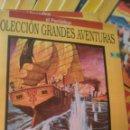 Cómics: LOTE COLECCIÓN GRANDES AVENTURAS - EL PERIODICO- 19 UNIDADES.. Lote 45771595