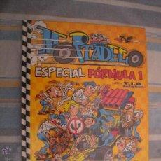 Cómics: MORTADELO ESPECIAL FORMULA 1. Lote 45795841