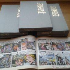 Cómics: FLASH GORDON. EDICION HISTORICA. COLECCION COMPLETA (67 NUMEROS). 6 TOMOS DE LA EDITORIAL. ED. B. Lote 45800714