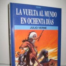 Cómics: LA VUELTA AL MUNDO EN OCHENTA DÍAS (JULIO VERNE ) FAMOSAS NOVELAS ILUSTRADAS, EDICIONES B. Lote 46453577