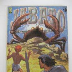 Cómics: EL JABATO RETAPADO EDICION HISTORICA Nº 10. (Nº 87-88-89-90) EDICIONES B 1989.. Lote 46493000