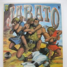 Cómics: EL JABATO RETAPADO EDICION HISTORICA Nº 9. (Nº 83-84-85-86) EDICIONES B 1988.. Lote 46493079