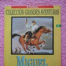 Cómics: GRANDES AVENTURAS 4 1993 EDICIONES B MIGUEL STROGOFF JULIO VERNE VOL 1. Lote 46527137