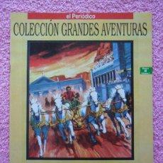 Cómics: GRANDES AVENTURAS 5 1993 EDICIONES B BEN HUR LEWIS WALLACE VOL 1. Lote 46527154
