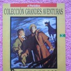 Cómics: EL PERRO DE LOS BASKERVILLE GRANDES AVENTURAS 7 EDICIONES B 1993 ARTHUR CONAN DOYLE VOLUMEN 1. Lote 46527764