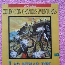 Cómics: LAS MINAS DEL REY SALOMÓN GRANDES AVENTURAS 15 EDICIONES B 1993 RIDER HAGGAR VOL 1. Lote 46527966
