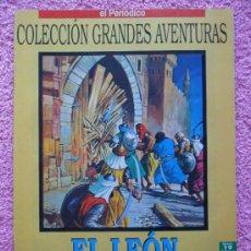 Cómics: GRANDES AVENTURAS 19 EDICIONES B 1993 EL LEÓN DE DAMASCO EMILIO SALGARI VOLUMEN 1. Lote 46528077