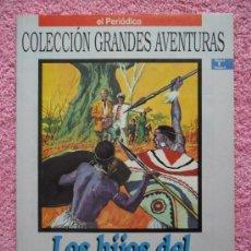 Cómics: GRANDES AVENTURAS 1 1993 EDICIONES B LOS HIJOS DEL CAPITÁN GRANT JULIO VERNE VOL 2. Lote 46529876