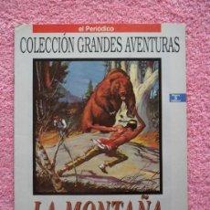 Cómics: GRANDES AVENTURAS 5 1993 EDICIONES B LA MONTAÑA DE ORO KARL MAY VOL 2. Lote 46529988