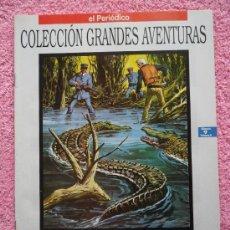 Cómics: GRANDES AVENTURAS 9 1993 EDICIONES B NORTE CONTRA SUR JULIO VERNE VOL 2. Lote 46530087