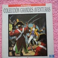 Cómics: EL PIRATA GRANDES AVENTURAS 18 EDICIONES B 1993 WALTER SCOTT VOL 2. Lote 46530239