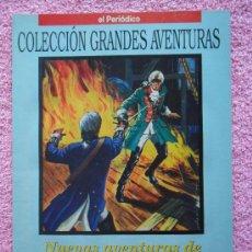 Cómics: NUEVAS AVENTURAS DE DICK TURPIN GRANDES AVENTURAS 19 EDICIONES B 1993 VOL 3 HARRISON. Lote 46531175