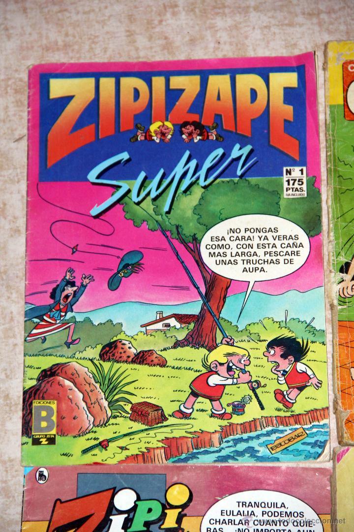 Cómics: ZIPI ZAPE X 3 LOTE HERMANAS GILDA - Foto 3 - 46608631