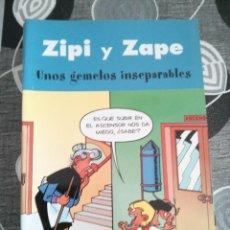 Cómics: ZIPI Y ZAPE.EDICIONES B. 2003. UNOS GEMELOS INSEPARABLES. Lote 46919646