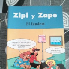 Cómics: ZIPI Y ZAPE.EDICIONES B. 2003. EL TANDEM. Lote 46919682