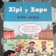 Cómics: ZIPI Y ZAPE.EDICIONES B. 2003. ENTRE AMIGOS. Lote 46919702