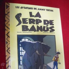 Cómics: LA SERP DE BANUS - DESORGHER & DESBERG - CARTONE - EN CATALAN. Lote 46932616