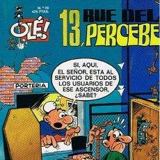 Cómics: CÓMIC 13,RUE DEL PERCEBE Nº 20. Lote 47122926