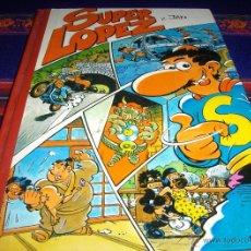 Cómics: SUPER LOPEZ SUPERLOPEZ SUPER HUMOR Nº 4. ED. B 1991 1ª PRIMERA EDICIÓN. JAN. BUEN ESTADO.. Lote 47202428