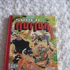 Cómics: SUPER HUMOR- MORTADELO-SACARINO Y ROMPETECHOS- VOLUMEN- 33. Lote 47320052