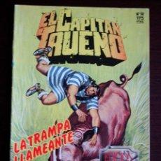 Cómics: EL CAPITÁN TRUENO Nº 60 (EDICIÓN HISTÓRICA) - LA TRAMPA LLAMEANTE - EDICIONES B. Lote 47445439