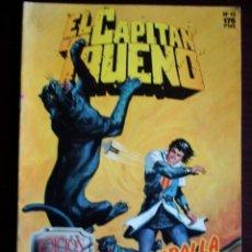 Cómics: EL CAPITÁN TRUENO Nº 43 (EDICIÓN HISTÓRICA) - MURALLA DE FUEGO - EDICIONES B. Lote 47445491