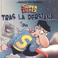 Cómics: SUPER LÓPEZ (MAGOS DEL HUMOR Nº104). TAPAS DURAS. Lote 47541288