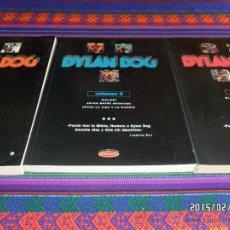 Cómics: DYLAN DOG VOLUMEN I, II Y III, COLECCIÓN COMPLETA. EDICIONES B AÑOS 90. MUY BUEN ESTADO.. Lote 47605043