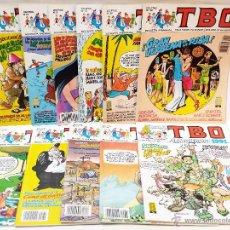 Cómics: TBO. EDICIONES B, 1990. TERCER AÑO. FALTA Nº 31, 11 NUMEROS. VER DESCRIPCION. Lote 47648597