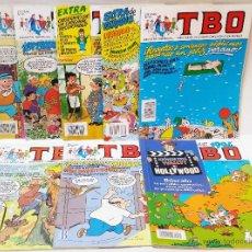 Cómics: TBO. EDICIONES B, 1993. SEXTO AÑO INCOMPLETO. 8 NUMEROS. VER DESCRIPCION. Lote 47649062