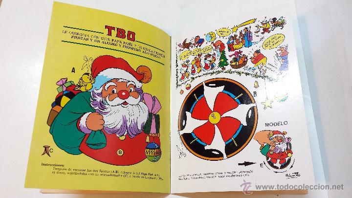 Cómics: TBO. EDICIONES B, 1993. SEXTO AÑO INCOMPLETO. 8 NUMEROS. VER DESCRIPCION - Foto 2 - 47649062