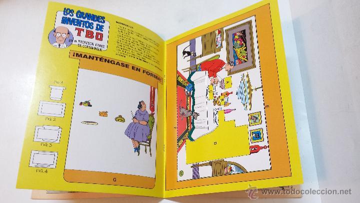 Cómics: TBO. EDICIONES B, 1993. SEXTO AÑO INCOMPLETO. 8 NUMEROS. VER DESCRIPCION - Foto 3 - 47649062