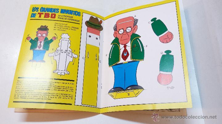 Cómics: TBO. EDICIONES B, 1993. SEXTO AÑO INCOMPLETO. 8 NUMEROS. VER DESCRIPCION - Foto 4 - 47649062