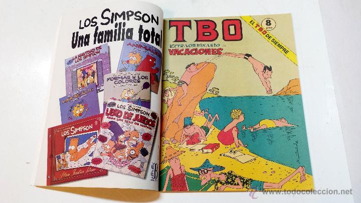 Cómics: TBO. EDICIONES B, 1993. SEXTO AÑO INCOMPLETO. 8 NUMEROS. VER DESCRIPCION - Foto 5 - 47649062