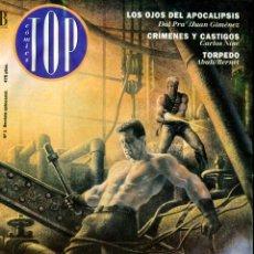 Cómics: TOP COMICS Nº 1 DEMOLITION MAN ADAPTACION AL COMIC DE LA PELICULA AÑO 1994 BUEN ESTADO. Lote 47683767