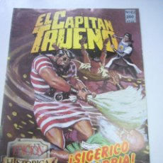 Comics : EL CAPITAN TRUENO. Nº 62 EDICIÓN HISTÓRICA. EDICIONES B. C69. Lote 48484531