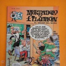 Comics : OLE ! MORTADELO Y FILEMON Nº 145 EL OSCAR DEL MORO . EDICIONES B .. Lote 48553409